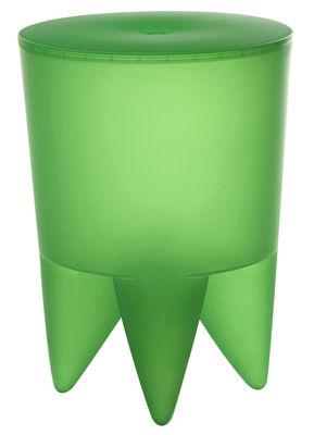 Arredamento - Mobili Ados  - Sgabello New Bubu 1er - Traslucido di XO - Prato traslucido - Polipropilene