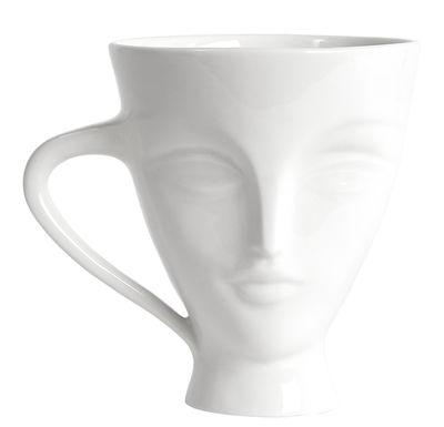 Tischkultur - Tee und Kaffee - Giuliette Tasse - Jonathan Adler - Weiß - Porzellan