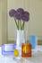 Bel Air Gorge Vase - / Acrylic - Rectangle H 12 cm by Jonathan Adler