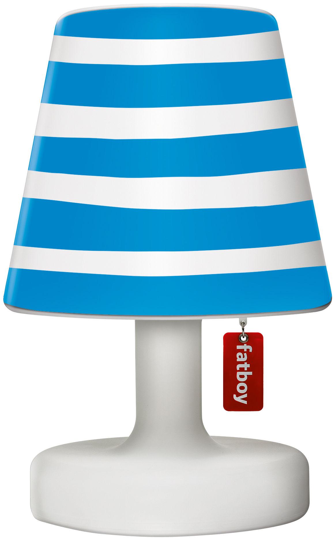 Luminaire - Lampes de table - Abat-jour Cooper Cappie / Pour lampe Edison the Petit - Fatboy - Mr Bleu - Polypropylène