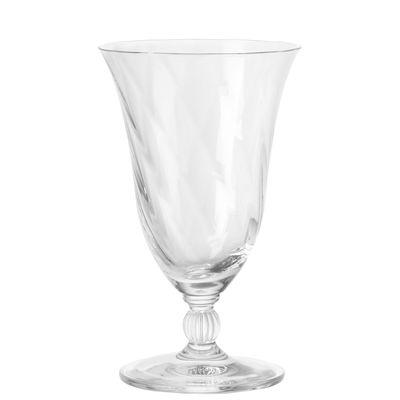 Tavola - Bicchieri  - Bicchiere da acqua Volterra di Leonardo - Trasparente - Bicchiere da acqua - Vetro