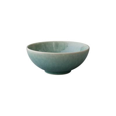 Arts de la table - Saladiers, coupes et bols - Bol Tourron / Ø 14 x H 6 cm - Grès fait main - Jars Céramistes - Jade - Grès émaillé