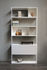 Easy Irony Bücherregal / mit Schrankelementen - L 104 cm x H 226 cm - Zeus