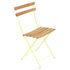 Chaise pliante Bistro / Bois - Fermob