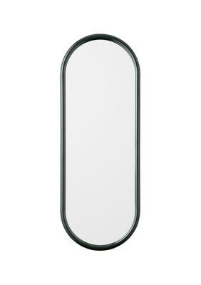 Miroir mural Angui / L 29 x H 78 cm - AYTM vert en métal