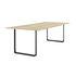 70-70 XL Rectangular table - / 255 x 108 cm - Solid oak by Muuto