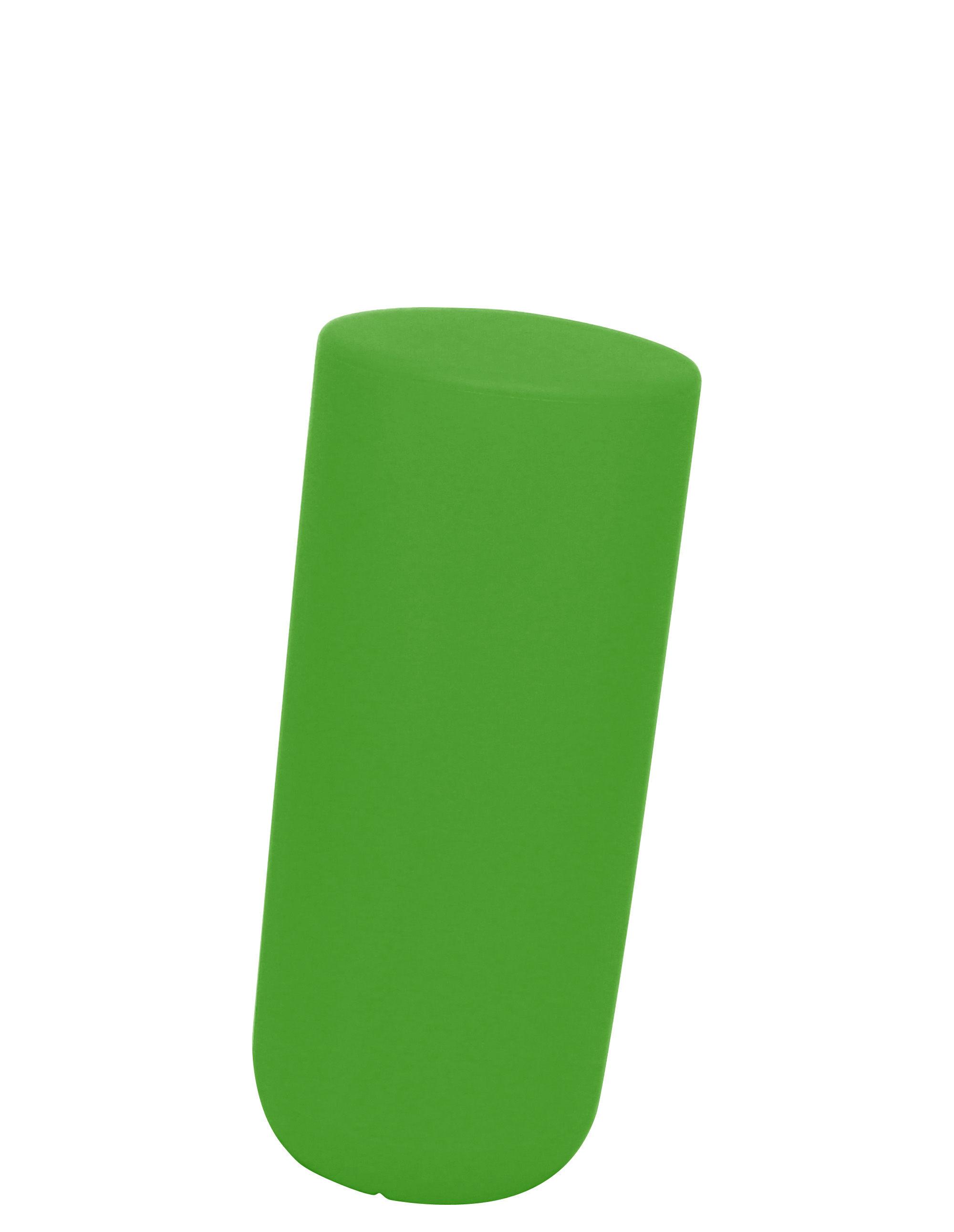 Arredamento - Mobili Ados  - Sgabello Sway - H 50 cm di Thelermont Hupton - Verde - Polietilene