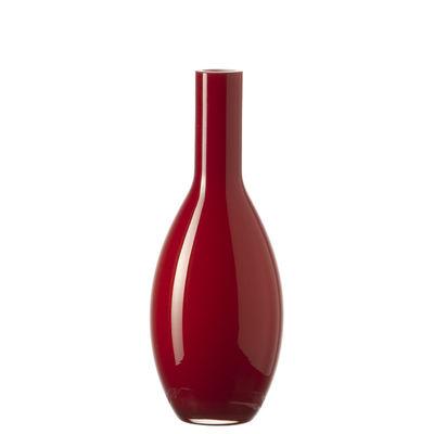 Déco - Vases - Vase Beauty H 18 cm - Leonardo - Rouge - Verre