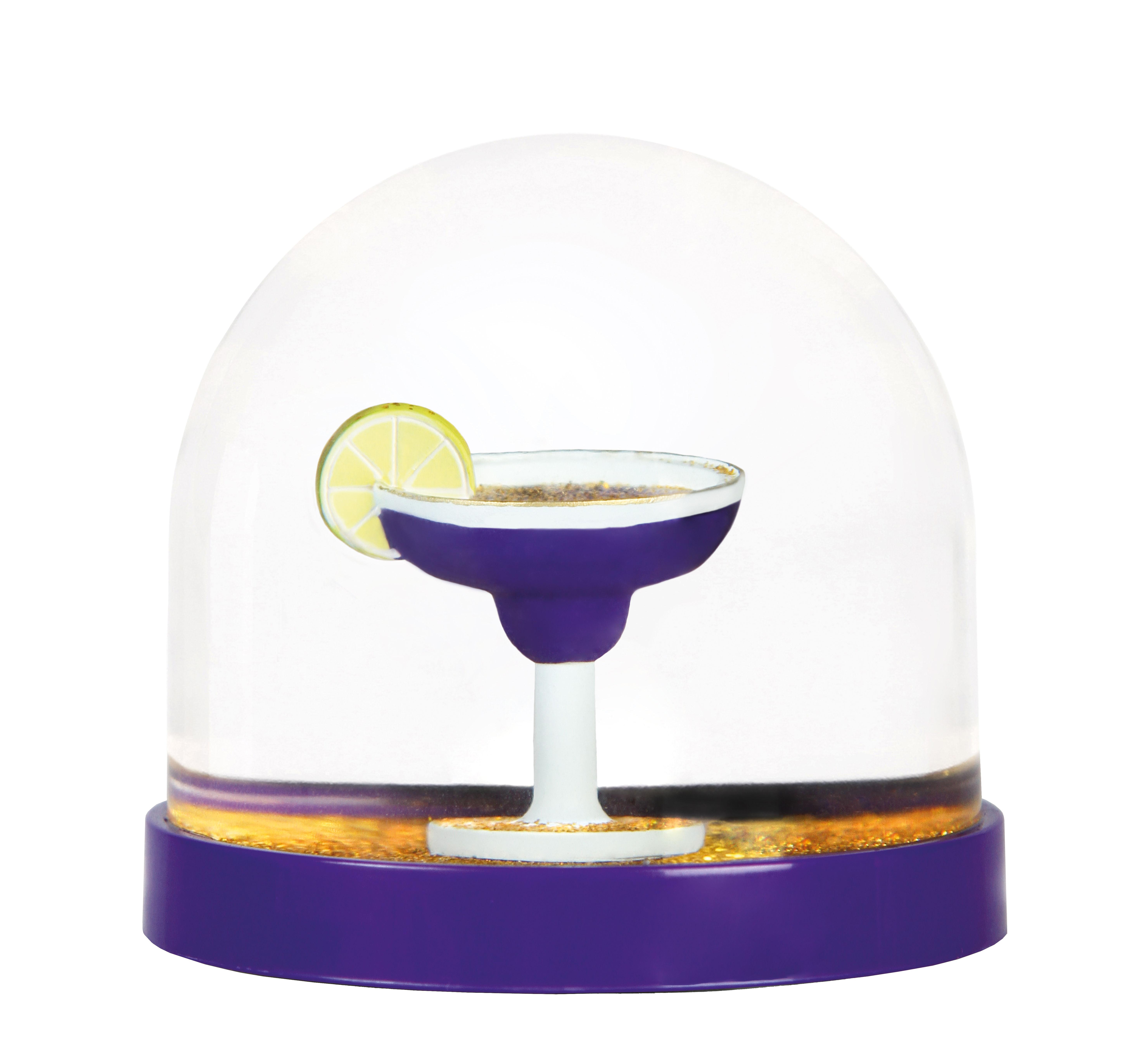 Déco - Pour les enfants - Boule à neige / Cocktail - & klevering - Cocktail - Huile minérale, Plastique