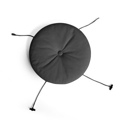 Coussin d'assise / Pour chaise & fauteuil Toní - Fatboy anthracite en tissu