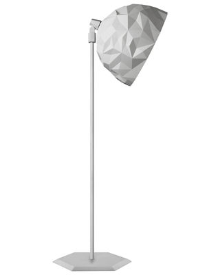 Lighting - Floor lamps - Rock Floor lamp by Diesel with Foscarini - White - Polycarbonate