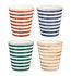 Casablanca Mug - / Porcelain - Set of 4 by & klevering