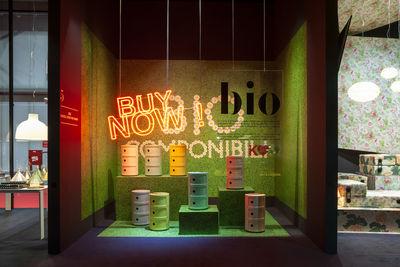 Mobili In Plastica Componibili.Portaoggetti Componibili Bio Di Kartell Rosa Made In Design