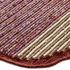 Uilas Medium Rug - / 180 x 160 cm - Natural fibre by ames