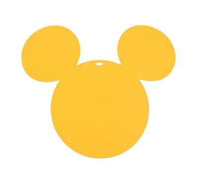 Tavola - Sottopiatti - Sottopentola Mickey - / Metallo di Fermob - Miele - Acier électrozingué