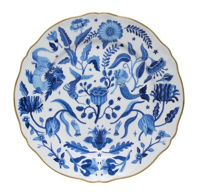 Arts de la table - Assiettes - Assiette All over / Ø 26,5 cm - Bitossi Home - All over - Porcelaine