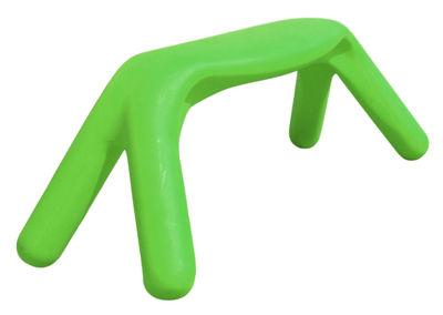 Mobilier - Bancs - Banc Atlas / L 115 cm - Plastique - Slide - Vert - Polyéthylène