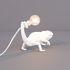 Lampada da tavolo Chameleon Still - / Resina di Seletti
