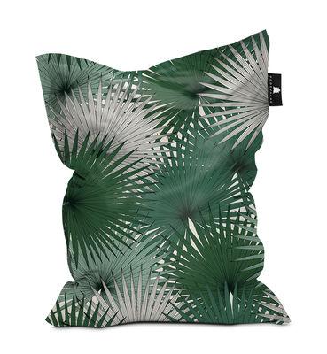 Furniture - Poufs & Floor Cushions - Palm Pouf - / 140 x 180 cm by PÔDEVACHE - Pink -  Micro-billes EPS, Polyester
