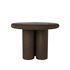 Cork Round table - / Recycled cork - Ø 100 cm by Tom Dixon