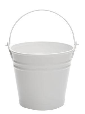 Seau à champagne Estetico Quotidiano / Cache-pot - Porcelaine - Seletti blanc en céramique