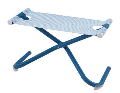 Snooze Sitzkissen / Fußablage - Emu - Blau