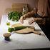 Tagliere - rovere / Tagliere da portata - Ø 35 cm di Eva Solo