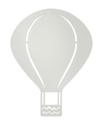 Applique avec prise Air Balloon - Ferm Living gris clair en bois