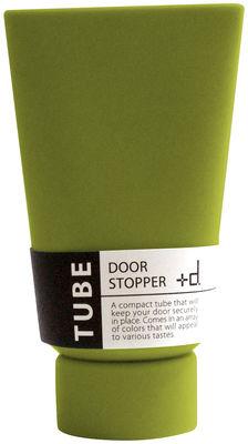 Déco - Pour les enfants - Cale-porte Tube de peinture - Pa Design - Thé vert - Silicone