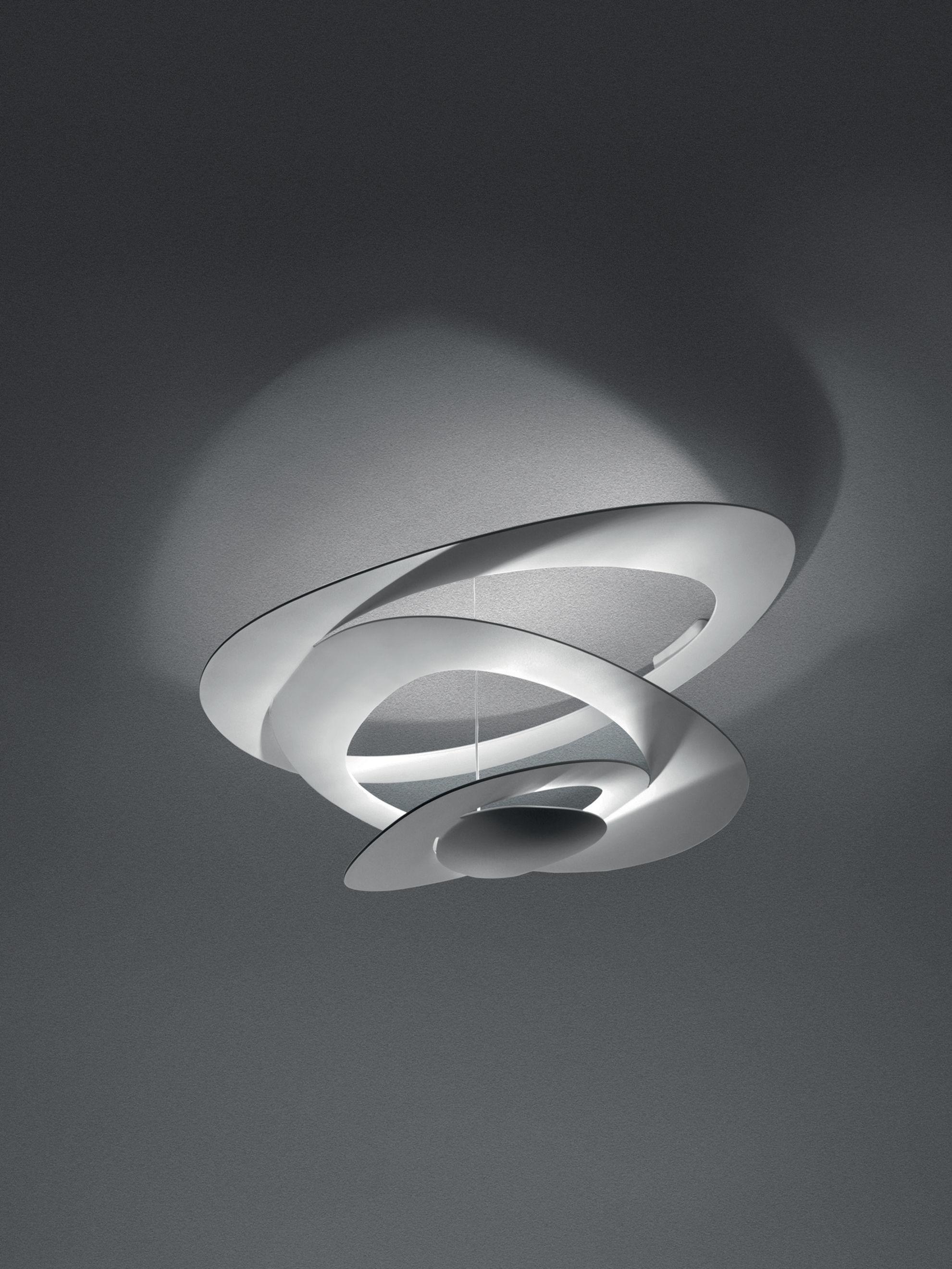 Ceiling Light Pirce Mini Led By Artemide White Made In