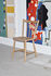 J41 Chair - / Wood by Hay