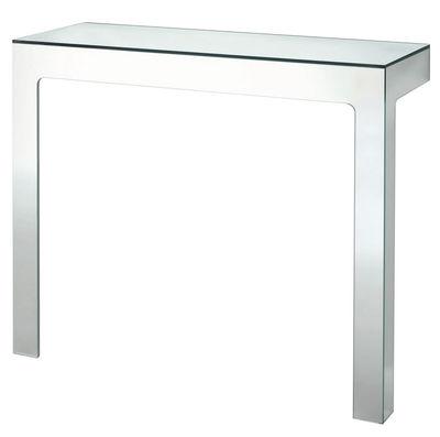 Mobilier - Consoles - Console Mirror Mirror 110 x 38 cm - Glas Italia - Miroir - Miroir
