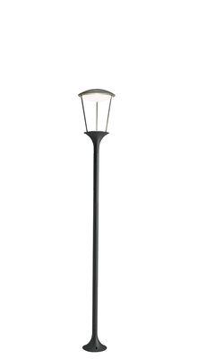 Luminaire - Luminaires d'extérieur - Lampadaire Pharos LED / H 140 cm - Ethimo - H 140 cm / Anthracite - Aluminium laqué