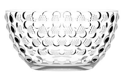 Tavola - Bar, Vino, Aperitivo - Secchiello da champagne Bolle Bowl - / Ø 46 cm - 6 bottiglie di Italesse - Trasparente - vetro acrilico