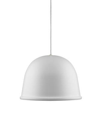 Luminaire - Suspensions - Suspension Local Lamp / Ø 28 cm - Normann Copenhagen - Blanc - Acier