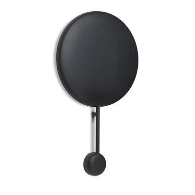 Applique avec prise Ink LED / H 62 cm - Northern noir en métal