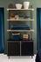 Bibliothèque Essence / L 95 x H 190 cm - Avec rangement 2 portes - Maison Sarah Lavoine
