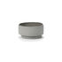 Inner Circle Bowl - / 65 cl - Sandstone by valerie objects