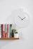 Orologio murale Label - / L 24 x H 29,5 cm di Thelermont Hupton