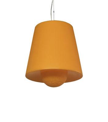 Ali Baba Pendelleuchte / Ø 43 x H 47 cm - Slide - Orange