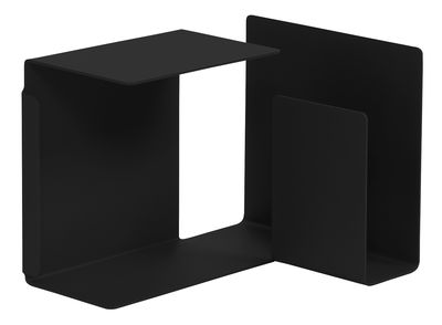 Table basse Diana C - ClassiCon noir en métal