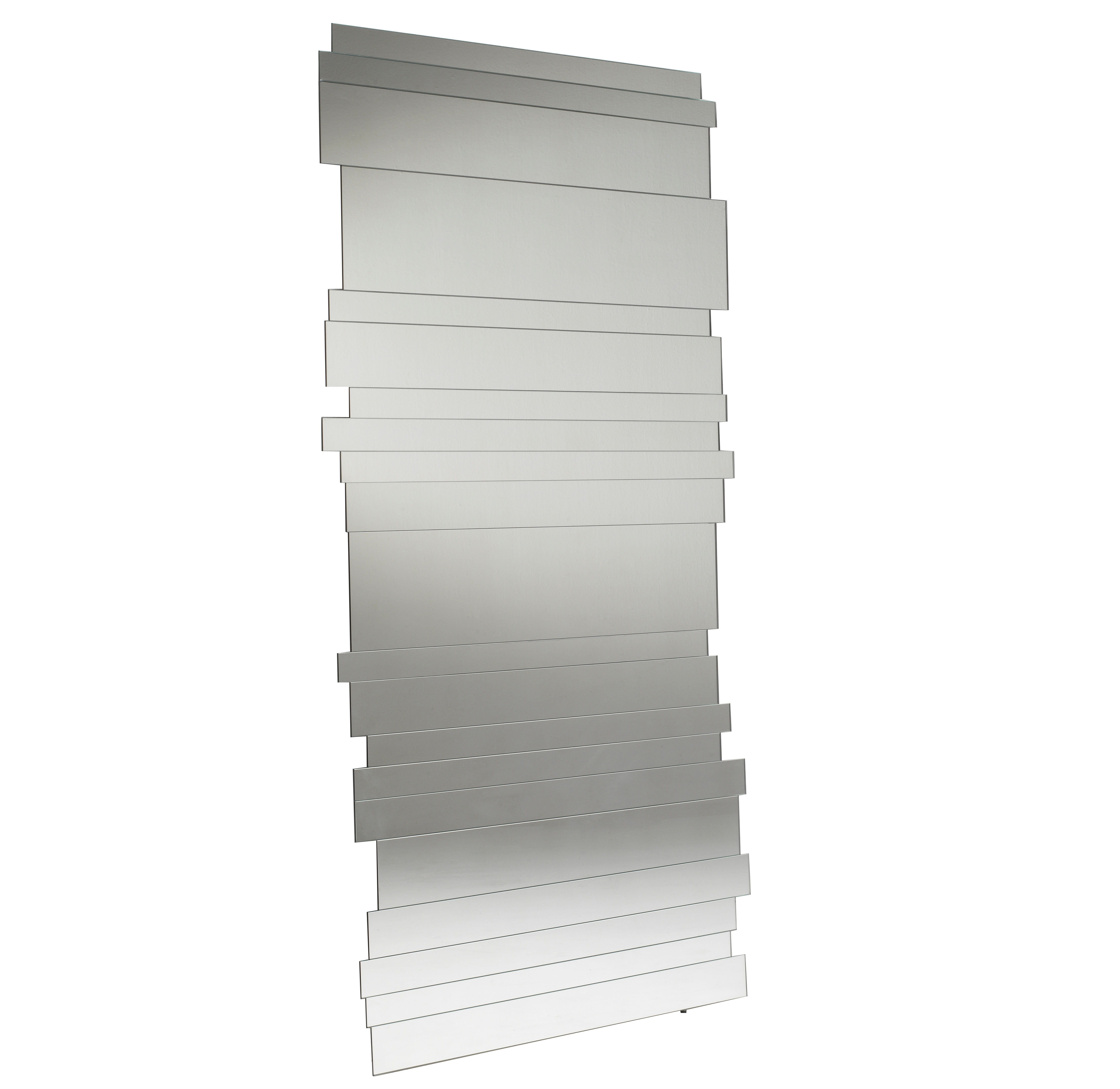 Furniture - Mirrors - Paradox Wall mirror by Glas Italia - Mirror - Glass