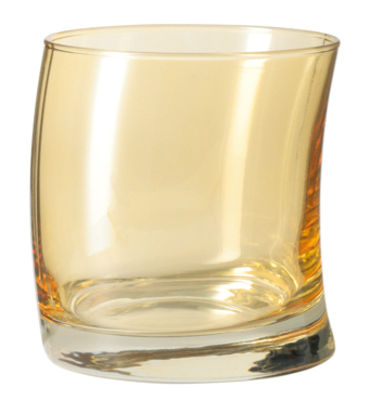 Tableware - Wine Glasses & Glassware - Swing Whisky glass by Leonardo - Amber - Glass