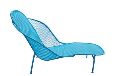 Bain de soleil Imba - Moroso bleu en matière plastique