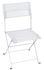 Chaise pliante Latitude / Toile - Fermob