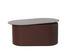 Podia Coffee table - / Box - 95 x 55 cm by Ferm Living