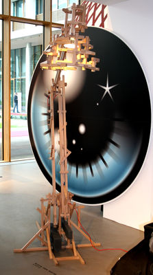 Floor Lamp Brave New World Xl By Moooi Natural Wood