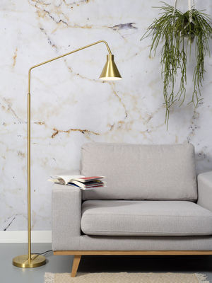 It S About Romi Lyon Floor Lamp Gold