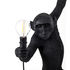 Monkey Hanging Outdoor wall light - / Outdoor - H 76.5 cm by Seletti