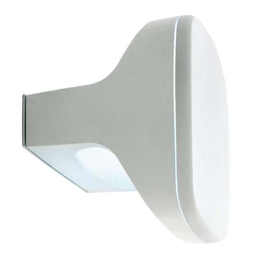 Lighting - Wall Lights - Sky Outdoor wall light - Ceiling light by Luceplan - Fluorescent - White - Aluminium, Methacrylate